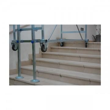 Zoppo per scale per trabattelli